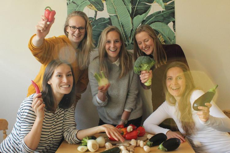Fight food waste in Utrecht together with BuurtBuik