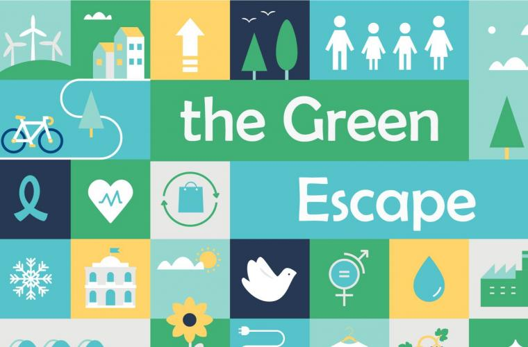 the Green Escape - (online) escaperoom over Sustainable Development Goals