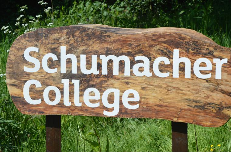 Learning Journey 22-26 januari 2020, Schumacher College in Devon Engeland